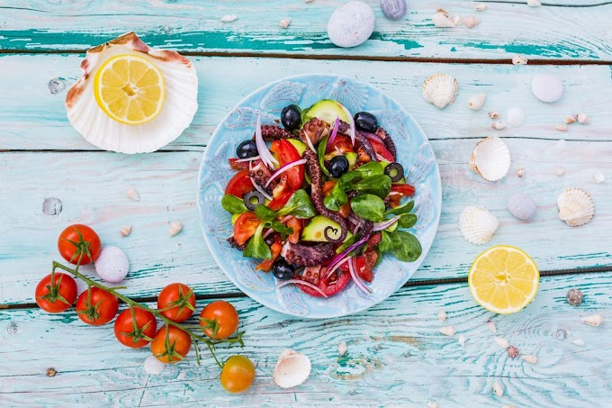 Mediterranean diet: feast and stay slim