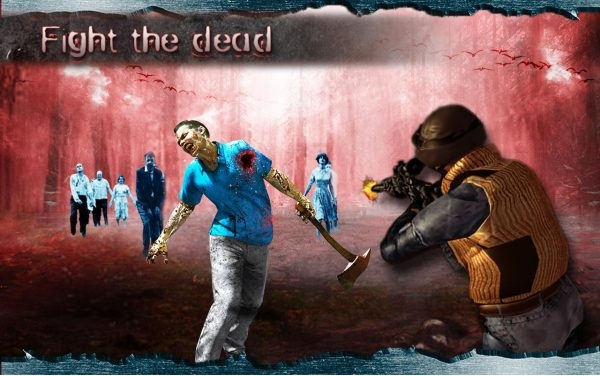 Counter Zombies Attack Mod Apk v0.2 (Unlimited Money)