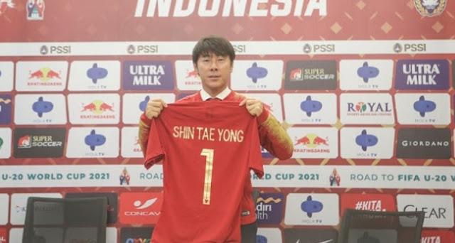Shin Tae Song Pelatih Baru Timnas U20 Harapan Meningkatkan Prestasi Sepak Bola Nasional