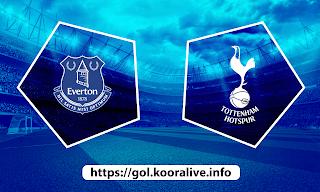 مشاهدة مباراة توتنهام ضد ايفرتون 16-04-2021 بث مباشر في الدوري الانجليزي