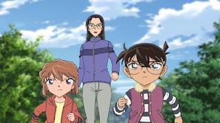 名探偵コナン 第1011話 山菜狩りとクローバー | Detective Conan Episode 1011