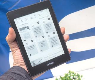 Jual Amazon Kindle PeperWhie 10th Gen Bekas