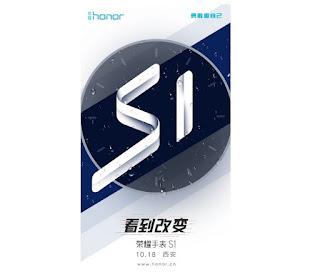 Prossimo lancio Huawei: smartwatch Honor S1