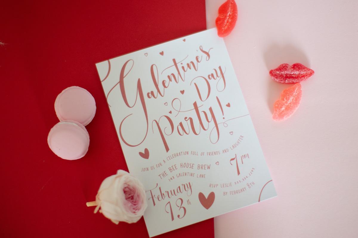 Galentine's Day Party by The Celebration Stylist