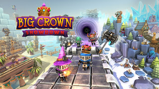 Big Crown Showdown Computer Wallpaper