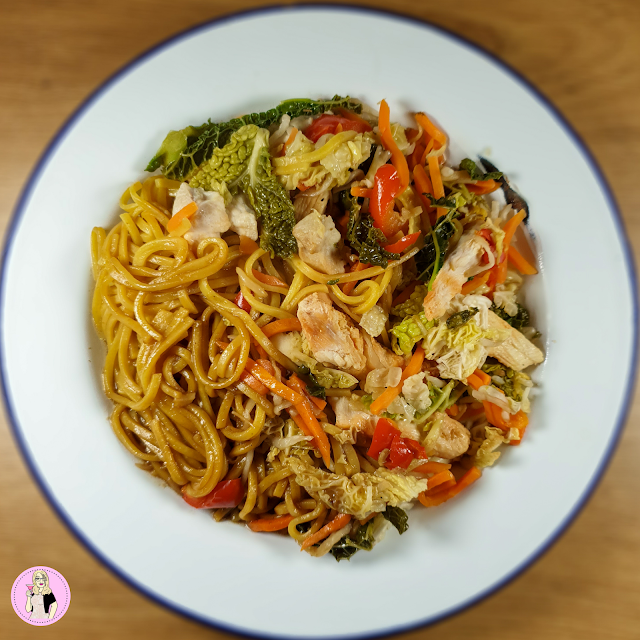 Super Simple Stir-fry Recipe