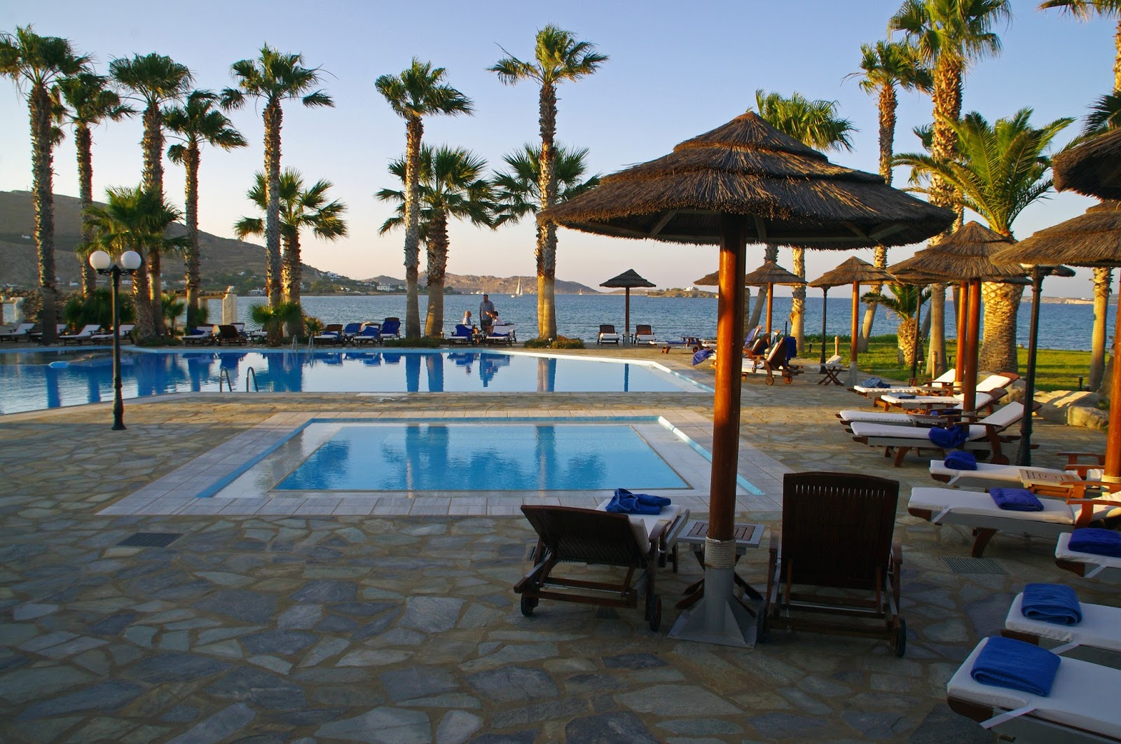 Astir of Paros Swimming Pool