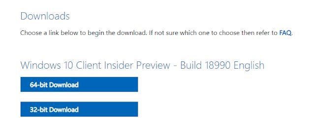 تحميل الويندوز 10 الجديد  Windows 10 version 1909 وتحميل الويندوز 10 الإصدار الرسمي والمستقر