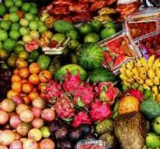 pigment dans les fruits et légumes