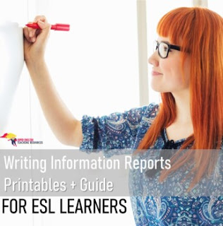 ESL learners struggle with many aspects of the English language, however when it comes to writing - they struggle the most with sentence and paragraph structure. Looking for a comprehensive guide on How to Teach Information Report Writing? Teaching report writing can be daunting, however with the right materials and ideas, teachers can successfully help ESL learners master this task