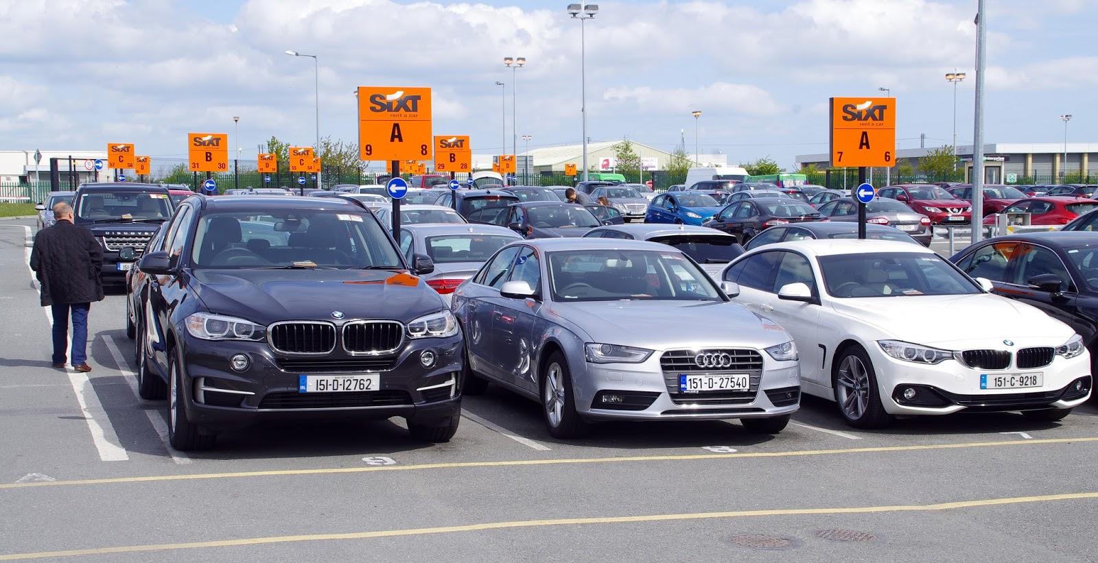 Dublin Airport Car Hire Sixt