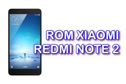 ROM Xiaomi Redmi Note 2