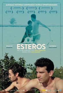 """Poster do filme """"Esteros"""""""