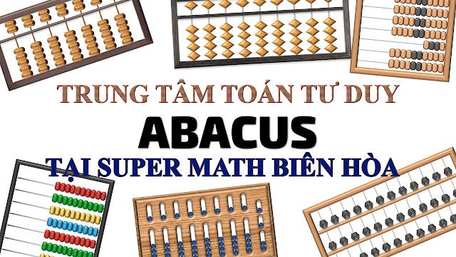Khóa học Abacus tại Biên Hòa