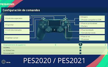 Control de PS4 (4K) | PES2020 | PES2021 | PC