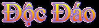 logo Độc Đáo