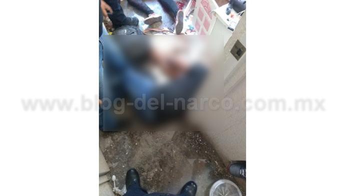 Narcomenudista no aguanto el enfrentamiento con Policías que iban por el, baleo a su esposa e hija y el se suicido