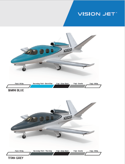 Cirrus Aircraft Announces Vision Jet G2 Plus | MORE THAN FLY