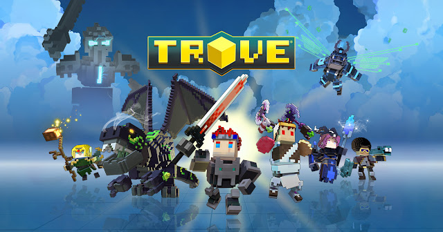 TROVE: Official Game Direct Free Download