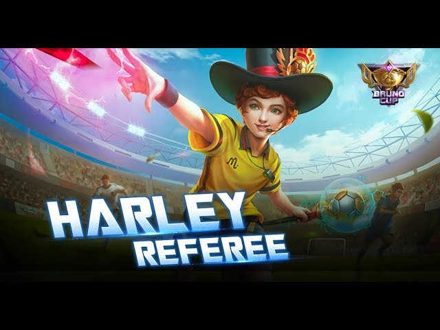 Mobile legends story of harley