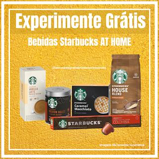 Experimente Grátis As Melhores Bebidas Starbucks