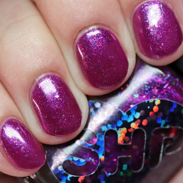 Sweet Heart Polish Purple Haze