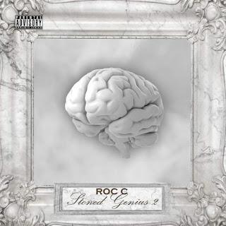 Roc C - Stoned Genius 2 (2016) - Album Download, Itunes Cover, Official Cover, Album CD Cover Art, Tracklist