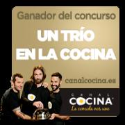 concurso-un-trio-en-la-cocina, premio-canal-cocina