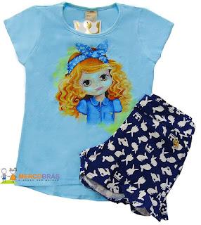Como revender moda infantil