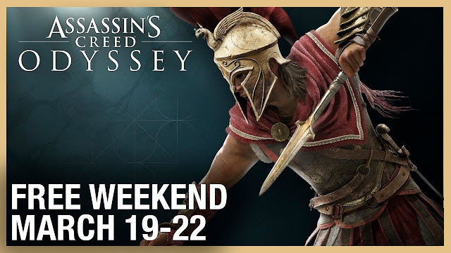 Assassin's Creed Odyssey Free Weekend