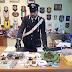 Bari Carbonara . 2 arresti  ed una denuncia a piede libero per droga [CRONACA DEI CC. ALL'INTERNO] [VIDEO]