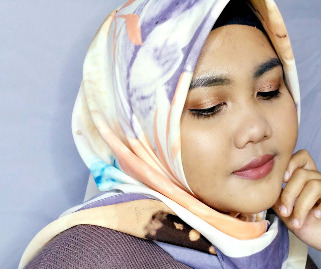 Review Wardah EyeXpert Nude Colours Eyeshadow Classic