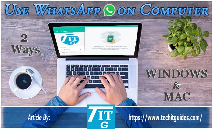 whatsapp on computer windows