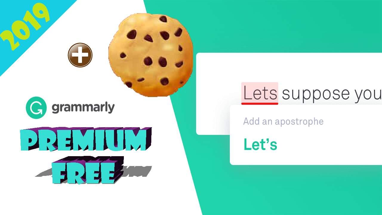 The Grammarly Premium Cookies Statements