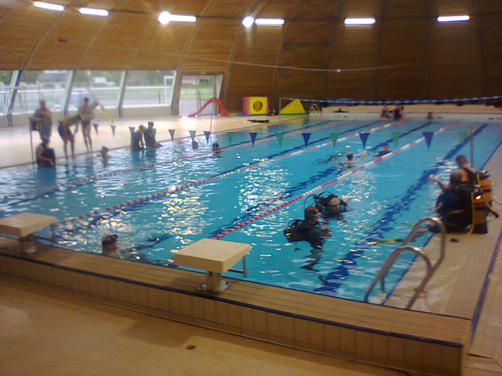 Club lama lherk tarbais for Piscine paul boyrie tarbes