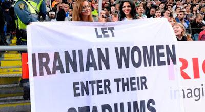 Iran To Allow Women Watch International Football Matches In Stadiums