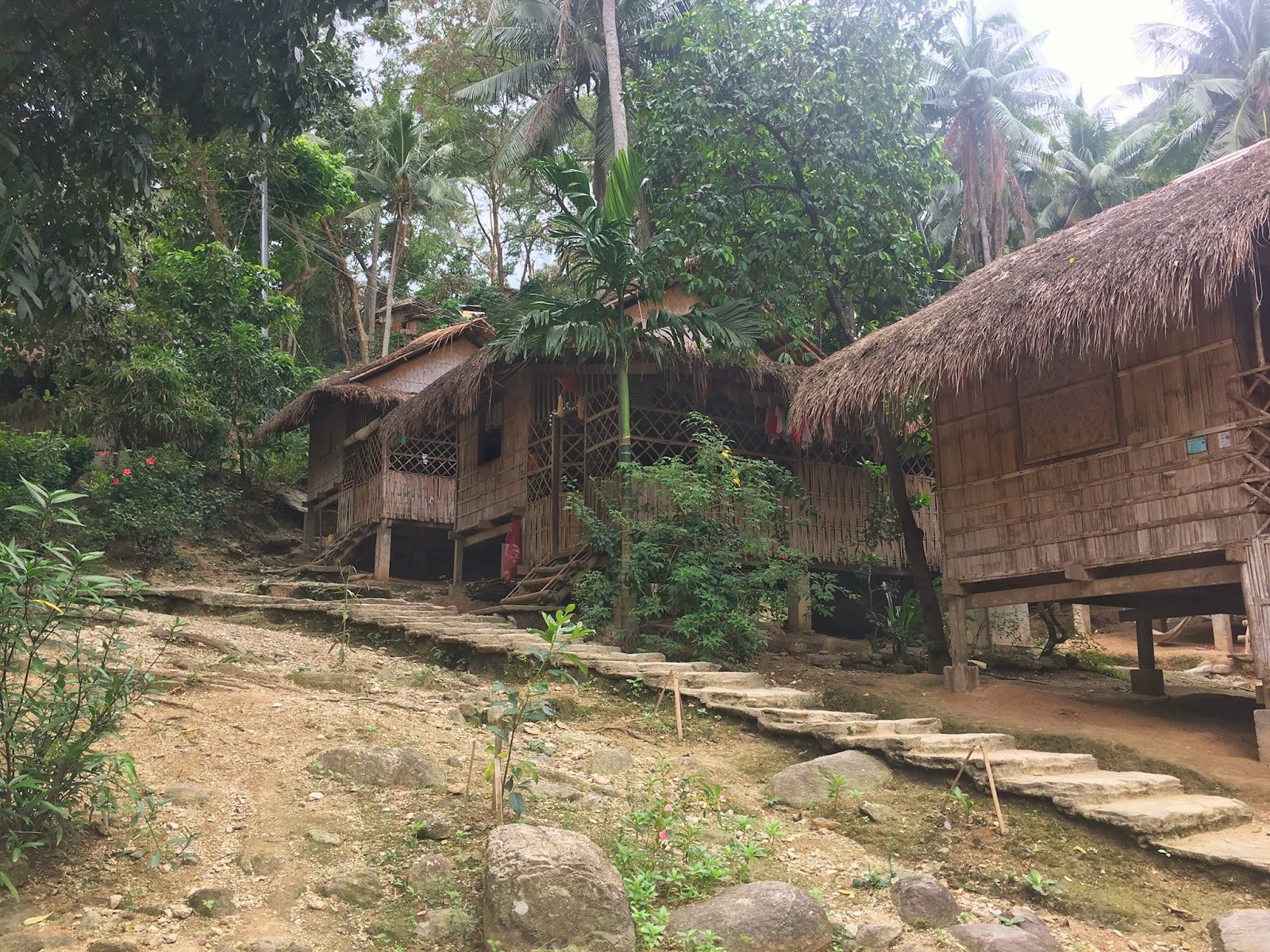 DIY GUIDE TO MANGYAN VILLAGE PUERTO GALERA