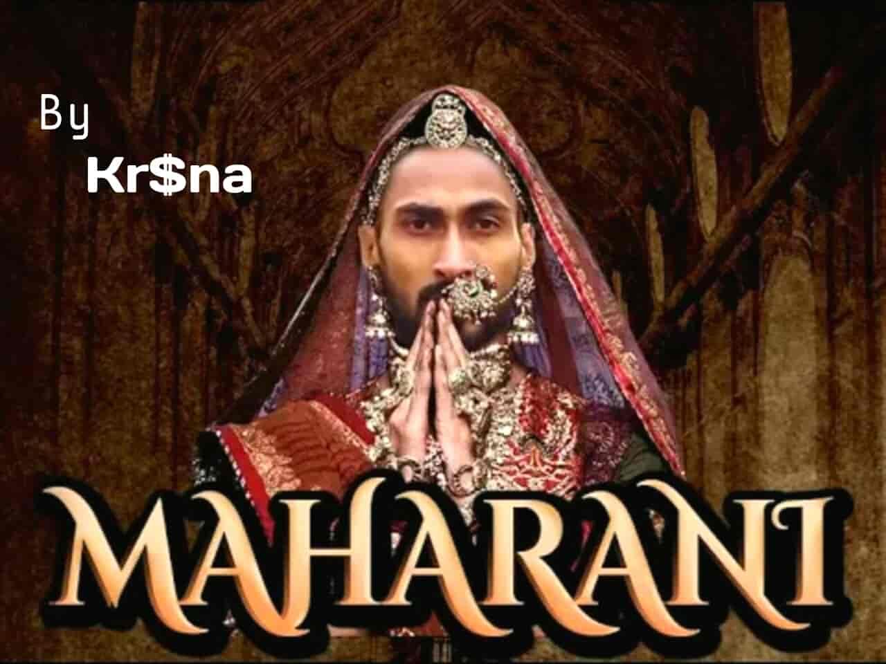 Maharani Rap Song Images By Kr$na