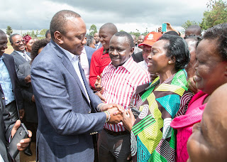 Martha Karua launched a bid to the Kirinyaga county gubernatorial position in 2017. PHOTO: PSCU