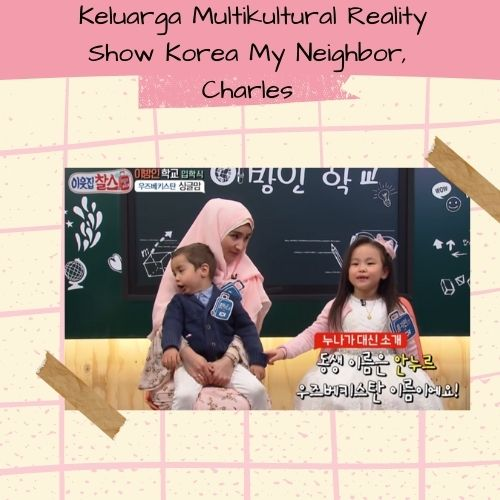 Keluarga Multikultural