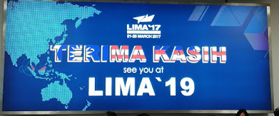 LIMA 2017 CLOSED WITH COMPLIMENTS, WELCOMING LIMA 2019 WITH EXCITEMENT