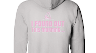 Mads Lewis I Found Out This Morning Hoodie