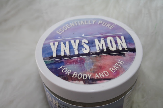 YNYS MON Pure Bath Salts