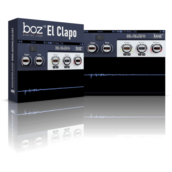 Boz Digital Labs El Clapo v1.1.5 Full version