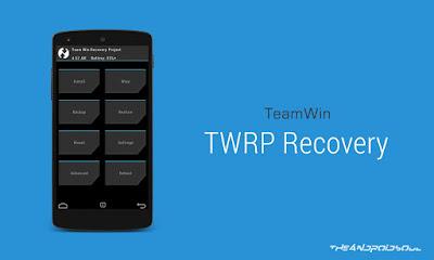 TWRP 3.0.3.0