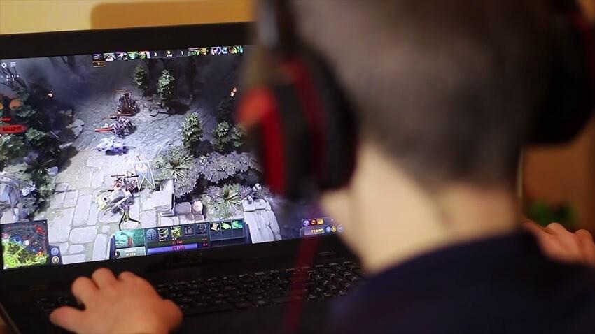 Game Addiction, mental disorder, dota, video games