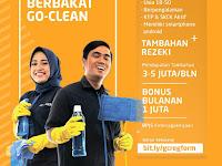 Buruan Go Life Mencari Mitra Berbakat Go Clean