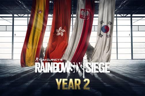 El pase del año 2 de Rainbow Six Siege ya está disponible con alguna sorpresa