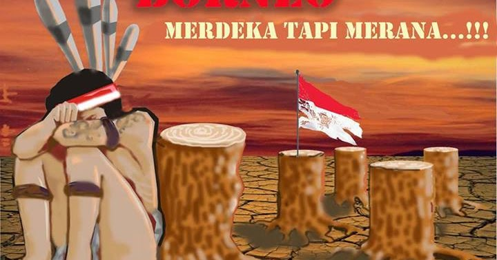Mengapa Borneo Tidak Merdeka? | Penulis Opini