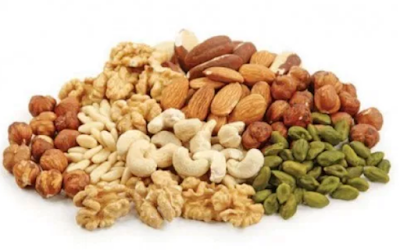 Benefit of Dry Fruit - Types of dried fruits and Benefit